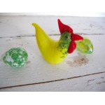 Mini poulette jaune