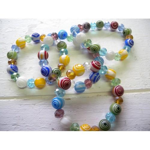 """Bracelet élastique """"porte bonheur"""""""